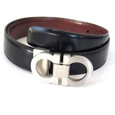 Abbigliamento e accessori neri Salvatore Ferragamo da Italia