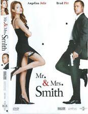 DVD Mr. & Mrs. Smith mit  Angelina Jolie und Brad Pitt