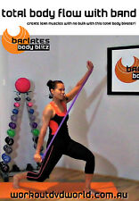 Toning EXERCISE DVD - Barlates Body Blitz - TOTAL BODY FLOW WITH BAND WORKOUT!