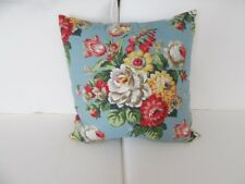 "NWT Pottery Barn Botanical Indoor Outdoor Floral Garden Pillow 20x20"""