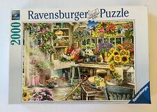 Ravensburger NEW Gardener's Paradise 2000 Piece Puzzle No 139965