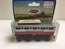 1996 Knapford Express Passenger Coach Rare White Label Thomas Wooden Train