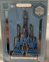 Frozen Castle Pin - Disney Castle Collection - Limited Release in hand