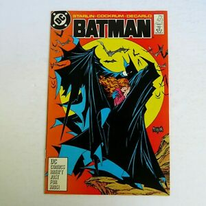 Batman 423 (1988) 3rd Print DC Comics B02