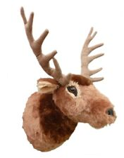 "ADORE 15"" Teton the Elk Stuffed Animal Plush Walltoy Wall Mount"