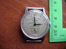 POBEDA Sturmanskie Yuri Gagarin   Military Wrist Watch Russian USSR
