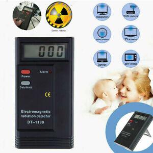 Digital Strahlenmessgerät EMF Tester Elektromagnetische Geigerzähler Radiometer