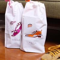 Fashion Shoe Bag Travel Pouch Storage Portable Practical Drawstring Organizer LD