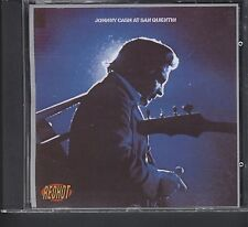 JOHNNY CASH AT SAN QUENTIN CD LIKE NEW