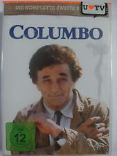 Columbo - Staffel 2 - TV Krimi Detektiv Peter Falk, Leonard Nimoy, Martin Landau