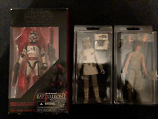 star wars black series 6 inch lot