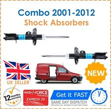 For Vauxhall Combo Two Front Gas Shock Absorbers x2 Set Pair Shockers Damper