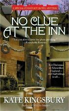 Kingsbury, Kate .. No Clue at the Inn (Pennyfoot Hotel Mysteries)