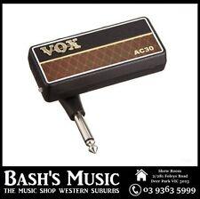 VOX Amplug 2 AC30 Guitar Headphone Amplifer AP2