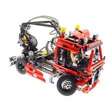 1 x Lego Technic Set Model for No. 8436 Truck Red for Pneumatic Crane Wagon Tech