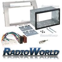 Toyota Corolla Verso 04-09 Radio Cage KIT Fascia Panel Adapter Double Din