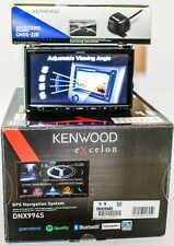 "Kenwood DNX994S Excelon 6.95"" Touchscreen Navigation Receiver with GPS"