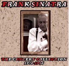 FRANK SINATRA-CONCERT COLLECTION 1970-1986- RETIREMENT CONCERT LOS ANGELES 1971