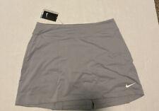 Nike Golf Oregon DUCKS Women's Skirt with Forest Print Inside Size L Super Rare!