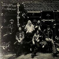 The Allman Brothers Band At Fillmore East: Capricorn Records 1971 LIVE 2x LPs
