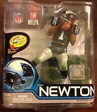 Cam Newton Mcfarlane action figure series 31 Carolina Panthers