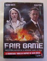 DVD FAIR GAME - Sean PENN / Naomi WATTS - NEUF