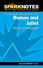 Romeo and Juliet (SparkNotes Literature Guide), William Shakespeare, SparkNotes
