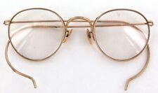 .VINTAGE FUL-VUE 1/10 12K GOLD FILLED GLASSES / OPTICAL EYE GLASSES