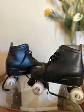 men black roller skates size 10