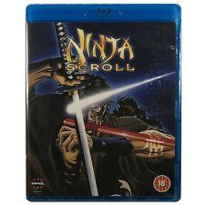 Ninja Scroll - Blu-ray Region B