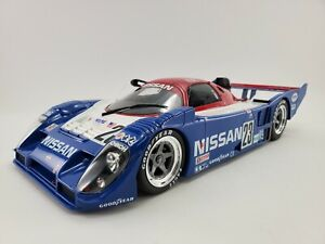 #23 1991 Nissan R91CP - IMSA 1992 Daytona Winner - 1:12 scale Kyosho (KSR08666A)