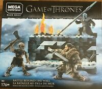 Mega Construx Game of Thrones Battle Beyond The Wall #GKG96