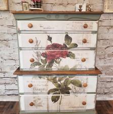 Floral Furniture Decals Prima ReDesign Transfers Furniture Transfers Rub On Rose