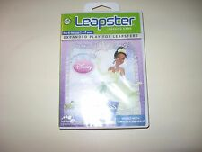 The Princess And The Frog - Leap Frog Leapster Learning Game - New In Package