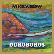 Merzbow Ouroboros CD DIGIPACK 2010