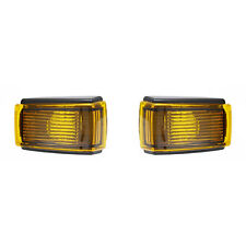 2 Repeater Volvo 740 744 745 04/1983-08/1992 Orange Left+Right