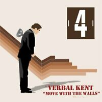 Verbal Kent - Move With the Walls [CD]