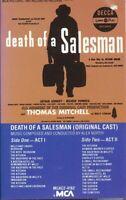 Death of a Salesman Soundtrack (Cassette)