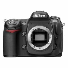 Near Mint! Nikon D300 DX 12.3 MP Digital SLR Body - 1 year warranty