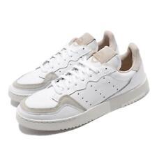 Adidas Originales supercourt Cristal Blanco Gris Hombres Mujeres Zapatos Unisex EE6034