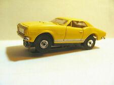 Vintage Aurora Model Motoring Thunderjet Series Chevrolet Camaro