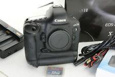 Canon EOS 1DX 18,1MP Digital SLR Kamera - Body, Auslösungen: 485000