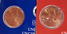 2008 P&D Lincoln Cent * Satin Finish * Original Mint Wrapper * Sealed * BU *