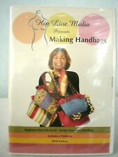 Making Handbags by Hip Line Media; Includes 2 patterns; DVD