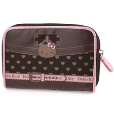 Portefeuille Hello Kitty chocolat coeur by Camomilla