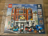3474 Pieces Compatible Creator Expert The Corner Mall