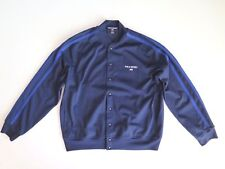 Polo Sport Ralph Lauren Men's Varsity Bomber Navy Training Jacket Size L Great!