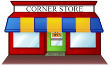 CornerStore RETAIL Clothing Book Toy Store Electronic Grocery POS SOFTWARE NEW