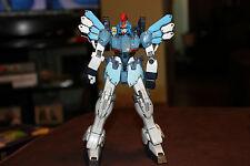 Built Gundam with Custom paint job (Gundam kit F)