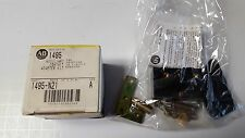 NEW ALLEN BRADLEY 1495-N21 SERIES A AUXILIARY CONTACT ADAPTER KIT